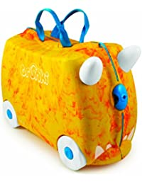 Trunki Bagages enfant 10204 Jaune 18.0 liters