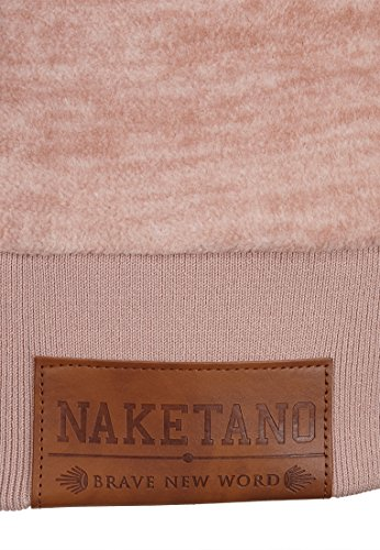 Naketano Female Hoody Versehentlich reingesteckt Dusty Pink Melange