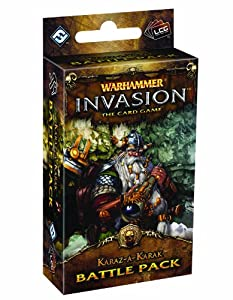 Fantasy Flight Games - Juego de cartas Warhammer (importado)