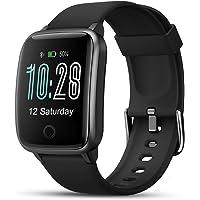 LIFEBEE Smartwatch Orologio Fitness Uomo Donna con Cardiofrequenzimetro da Polso Smart…