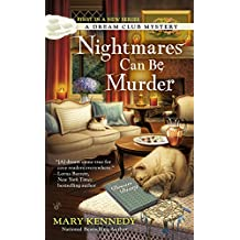 Nightmares Can Be Murder (Dream Club Mystery)