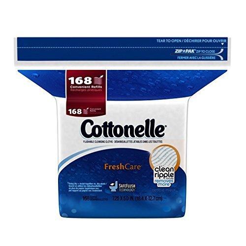 cottonelle-fresh-care-flushable-moist-wipes-refill-168ct-by-cottonelle