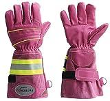 Askö Patron Fire PINK Gr. 6 - Feuerwehrhandschuhe, Atemschutzhandschuhe - MIH-medical