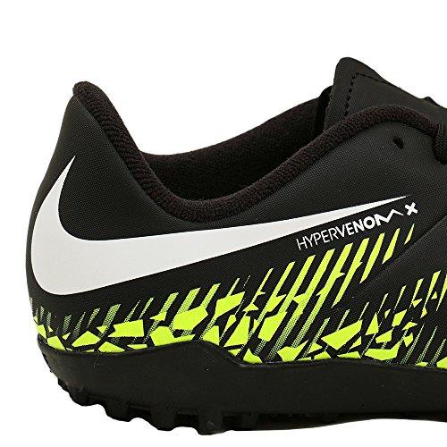 Nike 749922-017, Chaussures de Football Garçon Noir