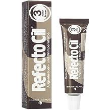 RefectoCil Henna 3 Brown Tinte Blanqueamiento Cejas - 15 ml