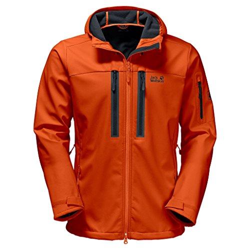 Jack Wolfskin Jacke Northern Star orange XL