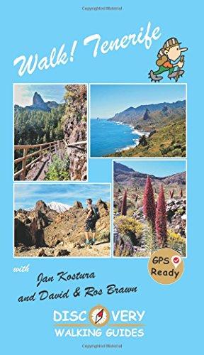 Walk! Tenerife (3rd Edition)