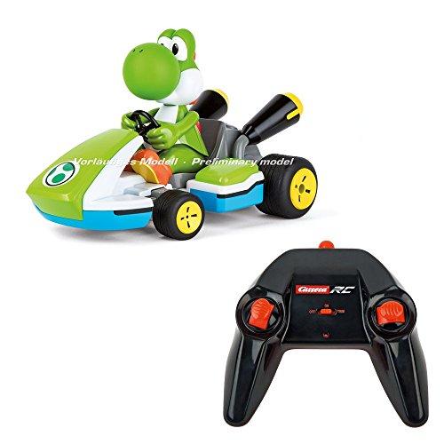 Preisvergleich Produktbild Carrera RC 370162108 - Mario KartTM, Yoshi - Race Kart mit Sound