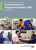 Image de Fachkenntnisse 1 Anlagenmechaniker SHK Lernfelder 5-8