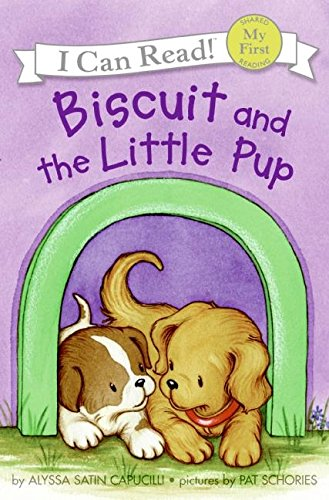 Biscuit and the Little Pup (Biscuit My First I Can Read) por Alyssa Satin Capucilli