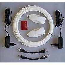MCE 300T-220–30SI Convertisseur de média POF Set