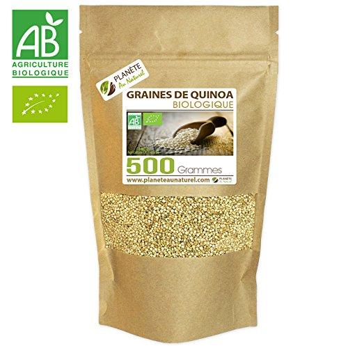 Quinoa Bio (Blanc) - 500 g