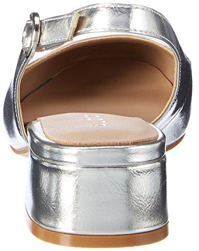 Aldo Damen Eteani Sling Backs Silber (81 Silver)