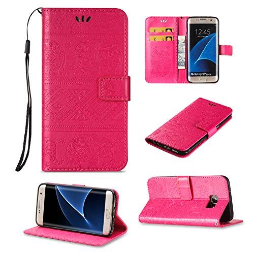 leather-case-cover-custodia-per-samsung-galaxy-s7-edge-ecoway-elephant-disegno-in-rilievo-caso-coper