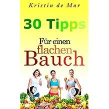 30 Tipps für einen flachen Bauch