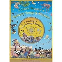 Classic Treasury of Nursery Songs and Rhymes
