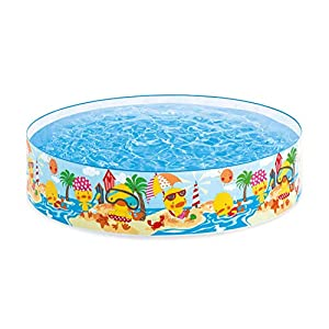 Intex 58477 Piscina Rigida Papera 122X25 Cm