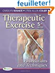 Therapeutic Exercise: Foundations and...