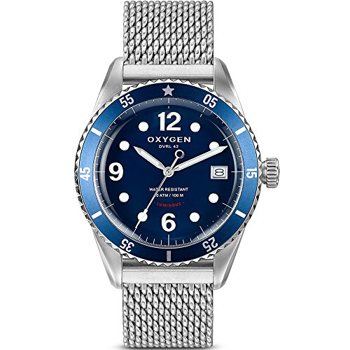 Oxygen Legend Diver 42mm Baltic L-D-BAL-42