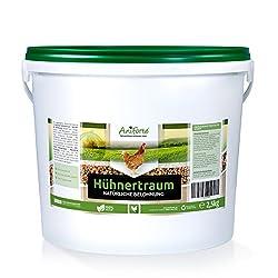 AniForte Hühnertraum Natürliche Belohnung 2,5 kg - Naturprodukt für Hühner