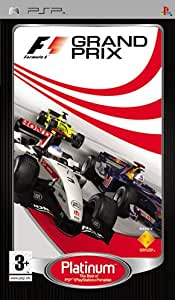 F1 Grand Prix - Platinum Edition (PSP)