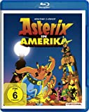 Asterix in America ( Asterix Conquers America ) (Blu-Ray)