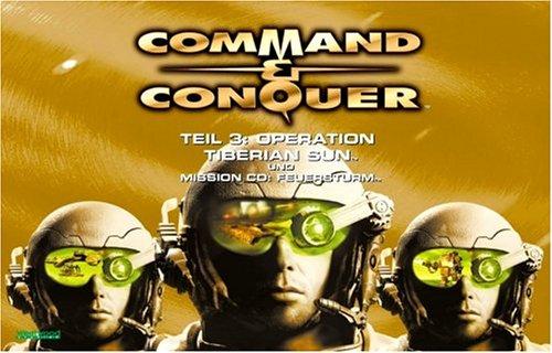 Command & Conquer Teil 3: Operation Tiberian Sun und Mission CD: Feuersturm