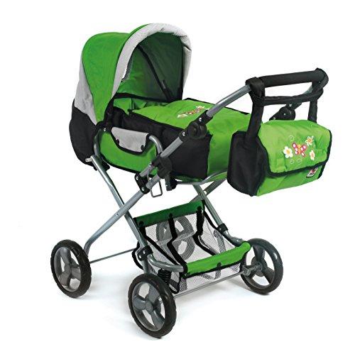 Bayer Chic 2000 586T59- Passeggino per bambole, colore: Verde prato estivo