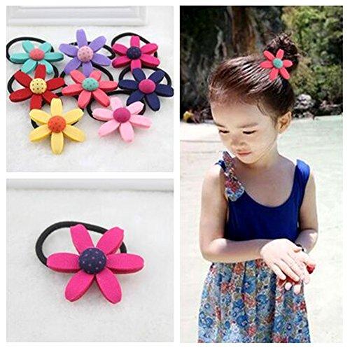 swirlcolor-10-pezzi-multi-colore-pulsanti-ed-eleganti-anello-girasole-capelli-cerchio-per-i-bambini