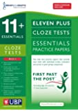 11+ Essentials Verbal Reasoning Cloze Tests Practice Papers for CEM: Book 2 (First Past the Post)