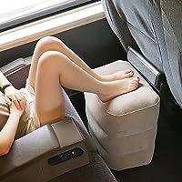 Wuudi Fußmatte, Reisen Supply Beflockung aufblasbares Fuß Matte mit 3Schichten für Reisen von Auto, Bahn und... preisvergleich bei billige-tabletten.eu