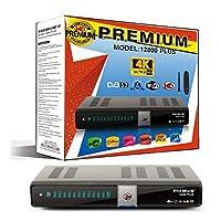4K Premium HD 12800 4K SATELLITE RECEIVER