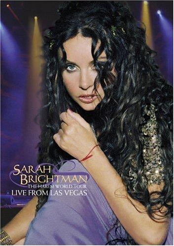 Sarah Brightman - Harlem World Tour - Live From Las Vegas (2 Dvd) [Edizione: Regno Unito]
