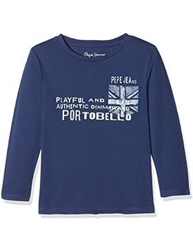 Pepe Jeans Jacobe Jr, Camiseta para Niños