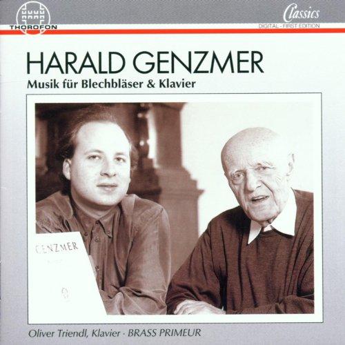 Sonatine für Trompete und Klavier: I. Allegro