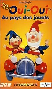Oui-Oui au pays des jouets (5 épisodes) [VHS]