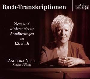 Bach-Transkriptionen