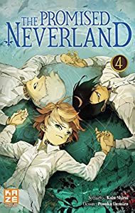 The Promised Neverland Edition simple Tome 4