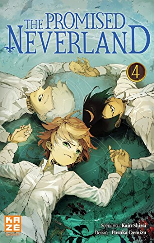 The Promised Neverland T04 (KAZ.SHONEN) por Kaiu Shirai