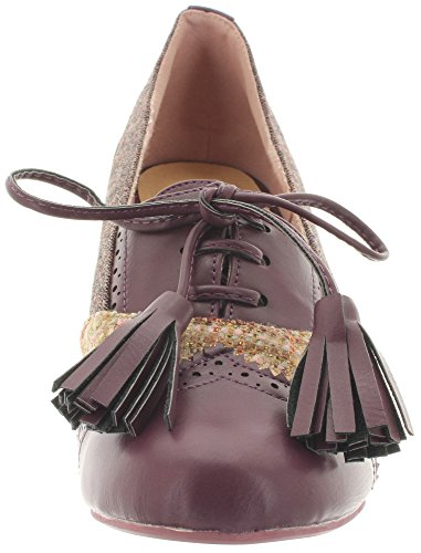 Dancing Days, Scarpe col tacco donna Lilac Tweed