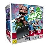 PlayStation 3 - Konsole Slim 320 GB inkl - Dual Shock 3 Wireless Controller + Little Big Planet 2 - Sony