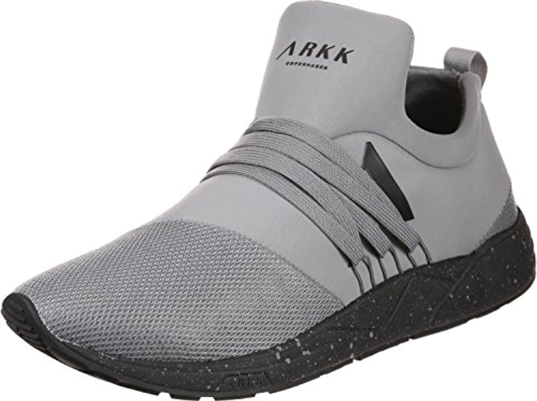 Arkk Raven Mesh S E15 Schuhe grey black spray