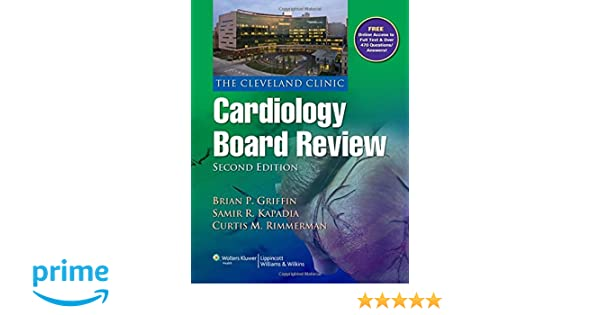Buy the cleveland clinic cardiology board review book online at low buy the cleveland clinic cardiology board review book online at low prices in india the cleveland clinic cardiology board review reviews ratings fandeluxe Images