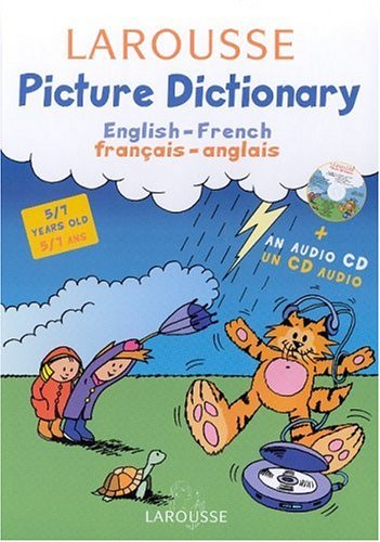 Larousse Picture Dictionary : Anglais, CP-CE1, 5-7 ans