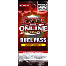 Yu-Gi-Oh!Online Duelpass Ultimate Selection