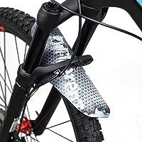 LIJUMN Guardabarros Delantero Fender MTB para Bicicleta de montaña Rappelling Bicicleta de montaña Fixed Gear Plegable