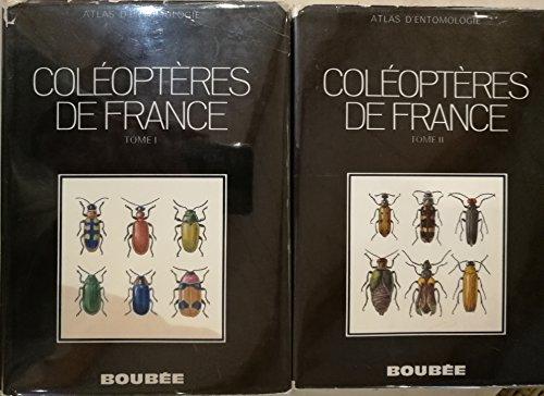 Atlas des coloptres de France Belgique Suisse En deux volumes