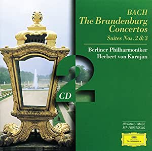 The Brandenburg Concertos. Suites Nos.2 & 3