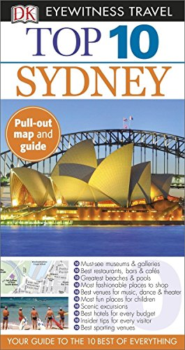 Top 10 Sydney (Dk Eyewitness Top 10 Travel Guides) por Dk Travel