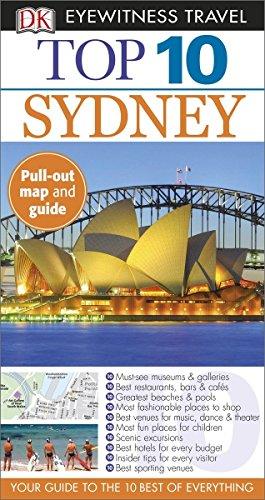 Top 10 Sydney (Dk Eyewitness Top 10 Travel Guides)